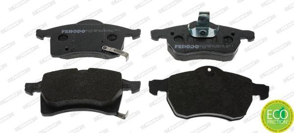 Acquistare ricambi originali FERODO Kit pastiglie freno, Freno a disco PREMIER ECO FRICTION FDB1295