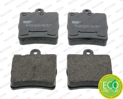 FDB1322 Bremssteine FERODO in Original Qualität