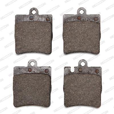 FDB1322 Bremsbeläge FERODO 21898 - Große Auswahl - stark reduziert