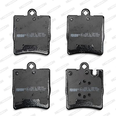 FDB1322 Bremsbelagsatz FERODO - Markenprodukte billig