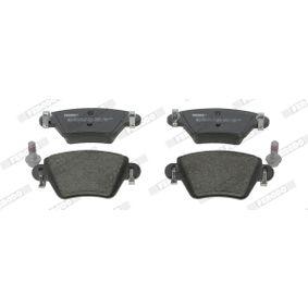 FDB1380 Bremsbelagsatz, Scheibenbremse FERODO FDB1380 - Große Auswahl - stark reduziert