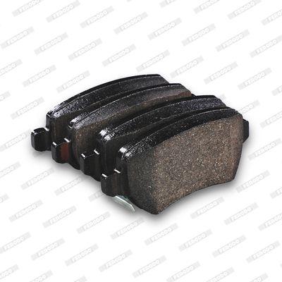 FDB1521 Bremsbelagsatz, Scheibenbremse FERODO Test