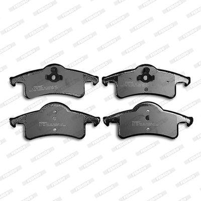 FDB1524 Bremsbeläge FERODO 23338 - Große Auswahl - stark reduziert