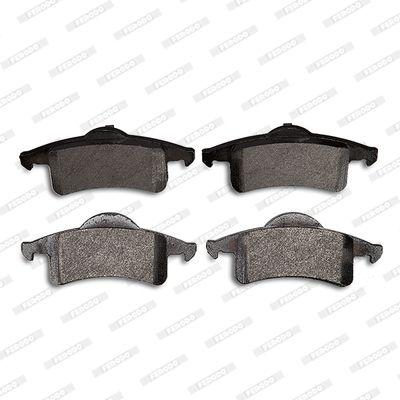 FDB1524 Bremsbelagsatz FERODO - Markenprodukte billig