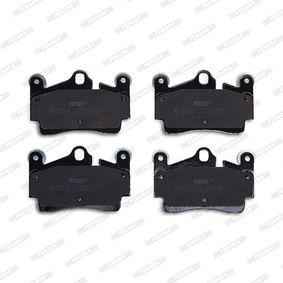 Ferodo FDB1628 Low Steel Disc Brake Pad Set