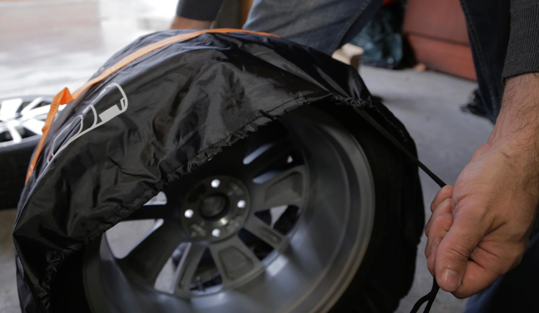 160 Sacche per pneumatici SNO-PRO qualità originale