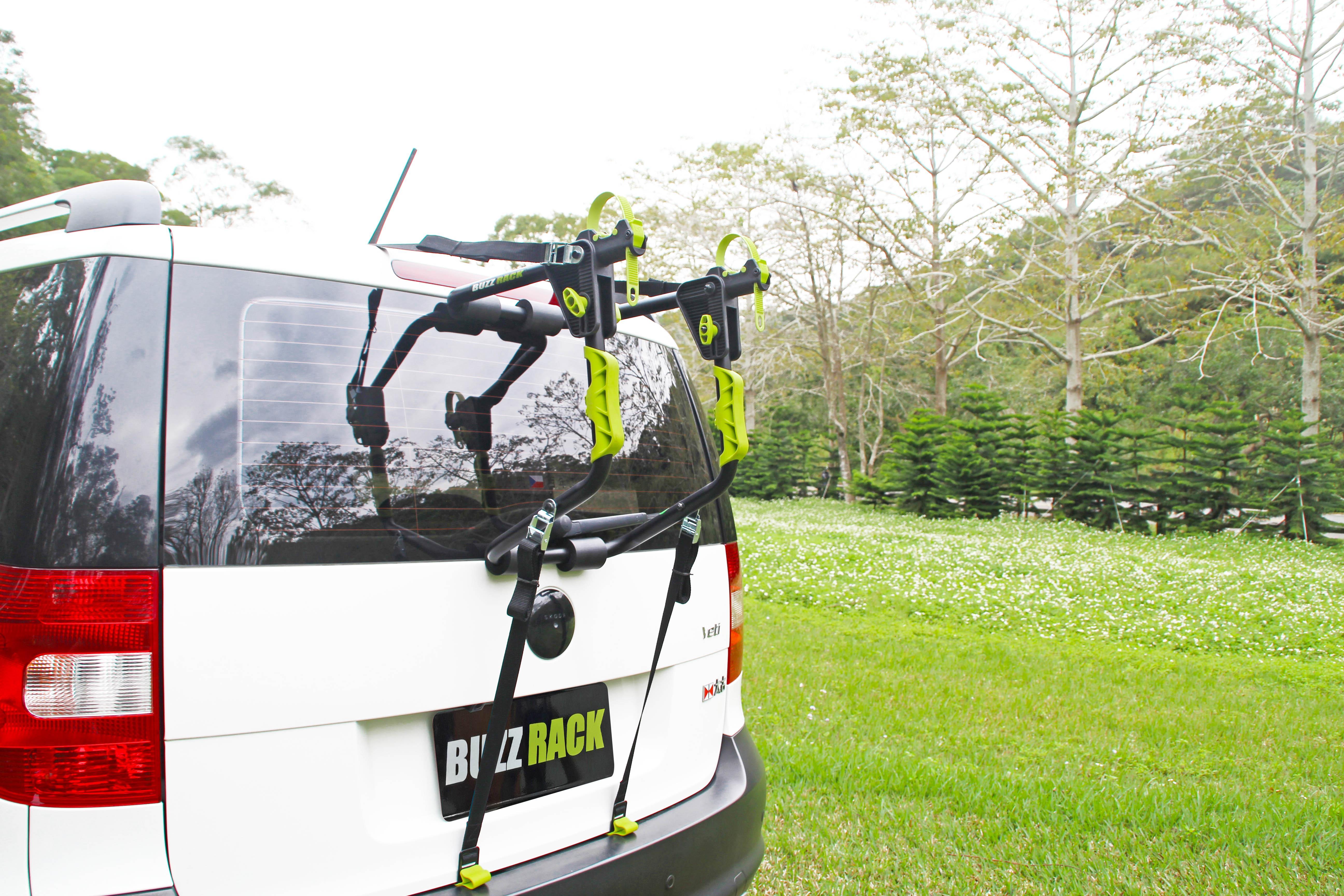 BUZZ RACK   Porta-bicicleta traseira 1022