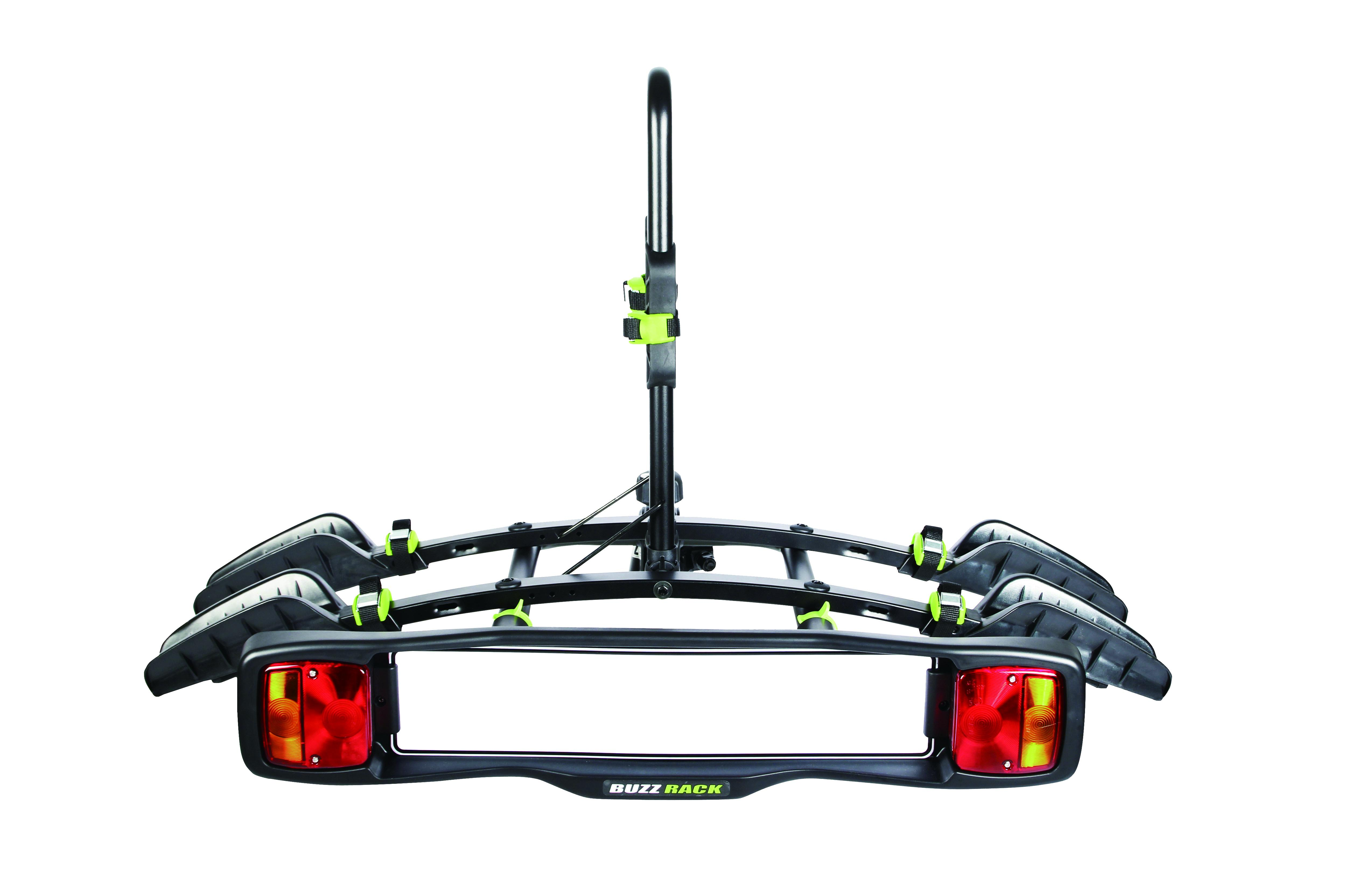 1037 Porta-bicicleta traseira BUZZ RACK Test