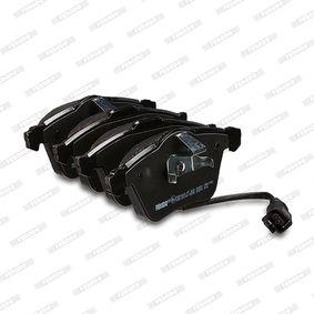 FDB1765 Bremsbelagsatz FERODO - Markenprodukte billig