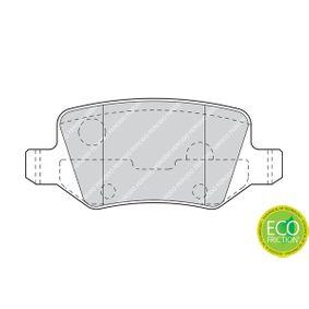 FDB1782 Bremssteine FERODO in Original Qualität