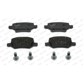 FDB1782 Bremsbelagsatz FERODO - Markenprodukte billig