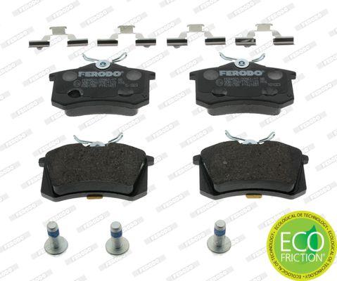 FDB1788 Disque plaquettes de frein FERODO - Produits de marque bon marché