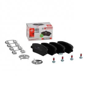 24087 FERODO PREMIER ECO FRICTION with acoustic wear warning, with brake caliper screws, with accessories Height 1: 55,8mm, Thickness: 17,55mm Brake Pad Set, disc brake FDB1859 cheap