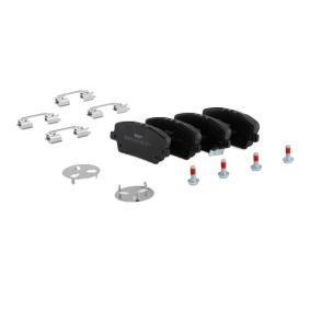 FDB1859 Brake Pad Set, disc brake FERODO FDB1859 - Huge selection — heavily reduced