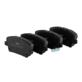FDB1859 Brake Pad Set, disc brake FERODO - Cheap brand products