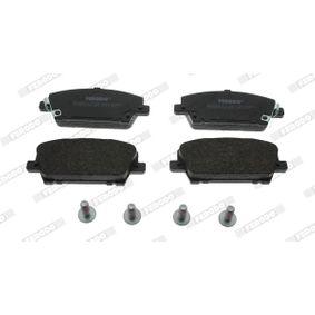 Brake Pad Set, disc brake FDB1859 from FERODO