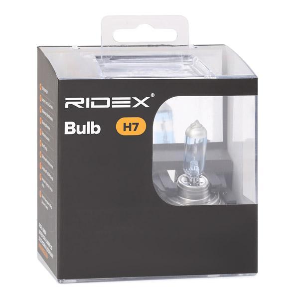 RIDEX | Glühlampe, Fernscheinwerfer 106B0069