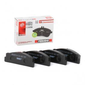 Sada brzdových platničiek kotúčovej brzdy FDB29 FIAT CAMPAGNOLA v zľave – kupujte hneď!