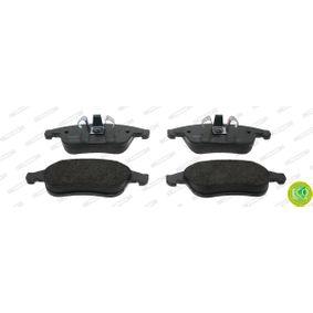 24710 FERODO PREMIER ECO FRICTION nicht für Verschleißwarnanzeiger vorbereitet Höhe 1: 62,8mm, Höhe 2: 68,4mm, Dicke/Stärke: 17,9mm Bremsbelagsatz, Scheibenbremse FDB4068 günstig kaufen