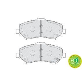 Brake Pad Set, disc brake FDB4074 for DODGE NITRO — get your deal now!