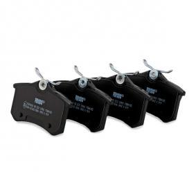 FDB4183 Bremsbelagsatz FERODO - Markenprodukte billig