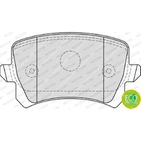 FDB4192 Bremsbelagsatz, Scheibenbremse FERODO - Markenprodukte billig