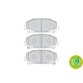 FDB4270 Bremsbeläge FERODO 24785 - Große Auswahl - stark reduziert