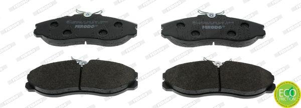 Buy original Brake pads FERODO FDB909