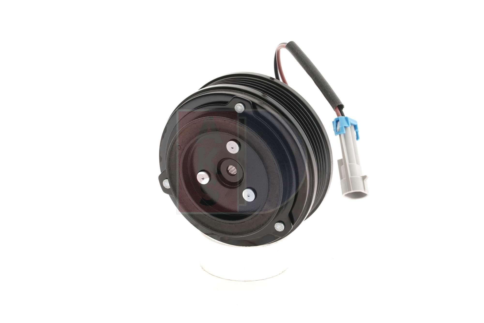 Magnetkoppling, klimatanläggning AKS DASIS 853106N Recensioner