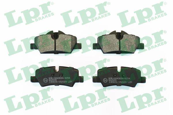 Bremsbeläge LPR 05P2029