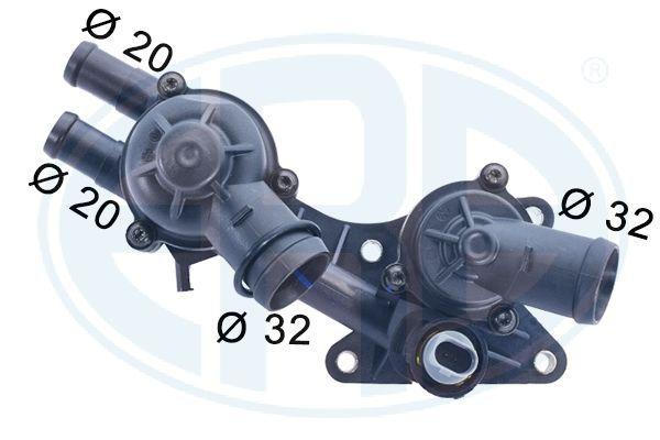 Original AUDI Kühler Thermostat 350589A