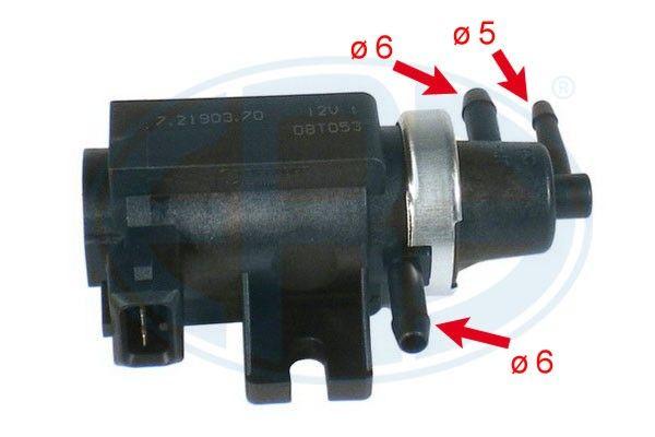 Köp ERA 555155A - Ventil sekundärluftsinsugssystem till Skoda: