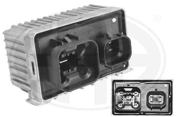 ERA: Original Glühzeitsteuergerät 661348 (Anschlussanzahl: 9)
