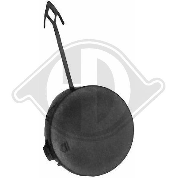 DIEDERICHS: Original Anhängerkupplung 1663164 ()