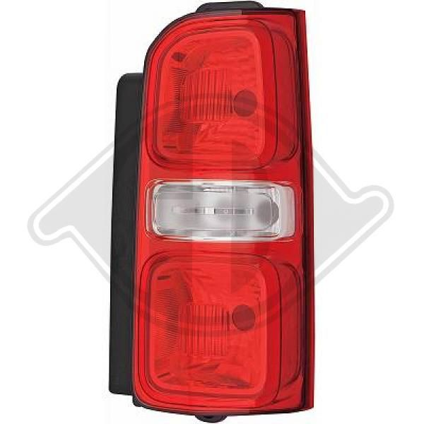 Back lights 4098090 DIEDERICHS — only new parts
