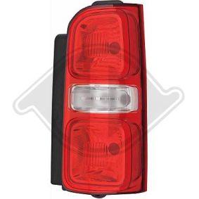 4098090 DIEDERICHS rechts, P21/5W, P21/4W, PY21W, P21W, ohne Lampenträger Heckleuchte 4098090 günstig kaufen