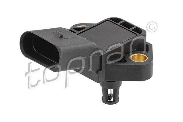 TOPRAN Sensor, Ladedruck 117 210