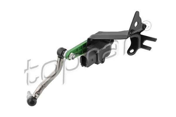 623 116 TOPRAN Vorderachse links, mit Halter, mit Koppelstange Sensor, Xenonlicht (Leuchtweiteregulierung) 623 116 günstig kaufen