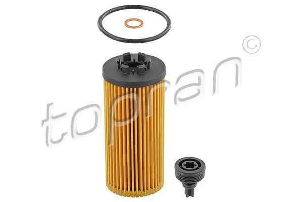 Motorölfilter TOPRAN 625 351