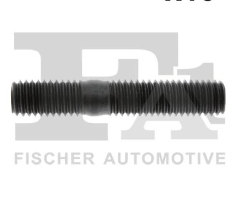 FA1: Original Montagesatz Auspuff 985-818.10 ()