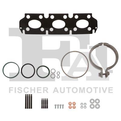 Montagesatz Turbolader FA1 KT100640