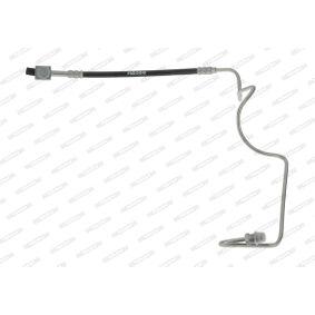 FHY2517 FERODO außen, Hinterachse, links Länge: 335mm, Gewindemaß 1: M 10X1 Bremsschlauch FHY2517 günstig kaufen
