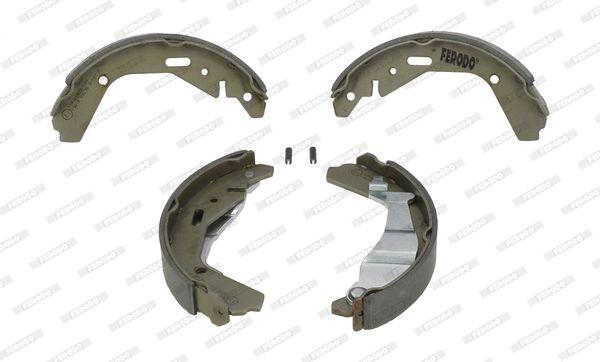 FSB4007 FERODO PREMIER Trommel-Ø: 200mm, Breite: 29mm Bremsbackensatz FSB4007 günstig kaufen