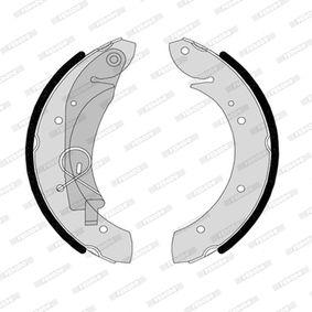 FSB567 Bremsbackensatz FERODO FSB567 - Große Auswahl - stark reduziert