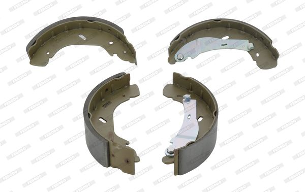 FSB590 FERODO PREMIER Trommel-Ø: 280mm, Breite: 64mm Bremsbackensatz FSB590R günstig kaufen