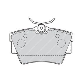 FVR1516 Bremsbelagsatz, Scheibenbremse FERODO in Original Qualität