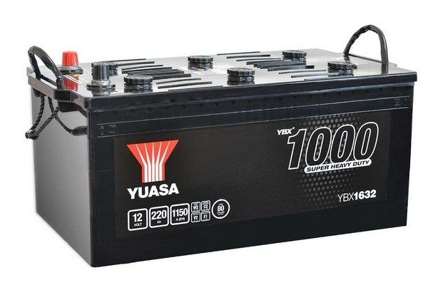 Original IVECO Starterbatterie YBX1632