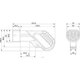 Ladekabel, Elektrofahrzeug 1404568 von PHOENIX CONTACT