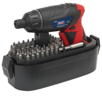 CP36S SEALEY Batterie-Kapazität: 1.3Ah, magnetisch, Drehmoment bis: 3.5Nm Akkuschrauber CP36S günstig kaufen