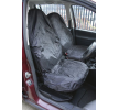 CSC5 Seat cover Front, Black, Nylon, Quantity Unit: Kit from SEALEY at low prices - buy now!